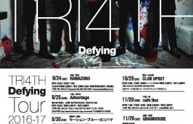 "TRI4TH ""Defying"" Tour"