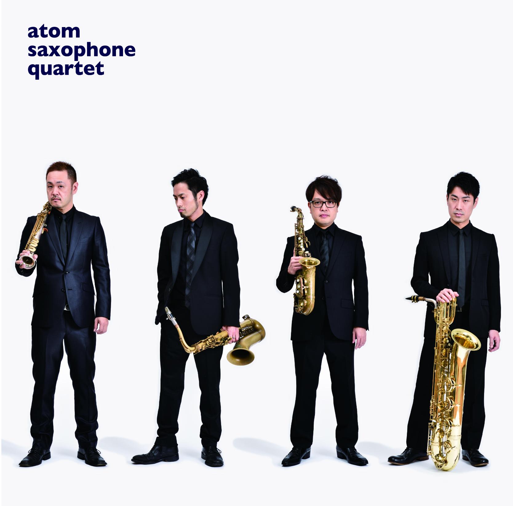 atmosphere / ATOM SAXOPHONE QUARTET