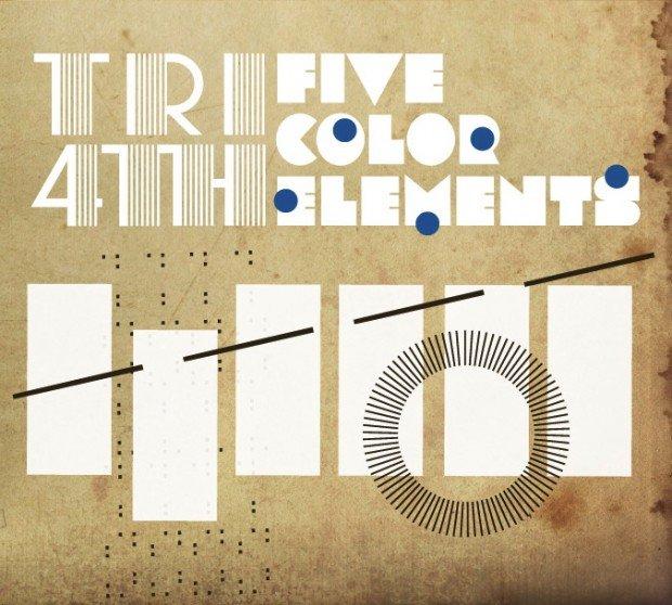 Five Color Elements / TRI4TH